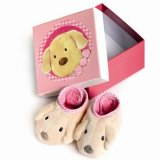 Egmont Toys Babyshoes Slippers Puppy Dog